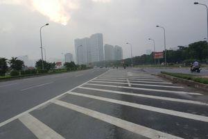 Hà Nội: Tổ chức lại giao thông khu vực Đại lộ Thăng Long