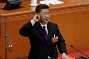 Ông Tập là lãnh đạo Trung Quốc đầu tiên tuyên thệ trước hiến pháp