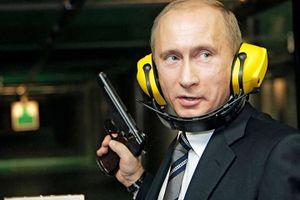 Hình ảnh Tổng thống Putin mạnh mẽ trong các hoạt động ngoài trời