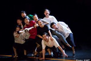 Đạo diễn Nhật Bản đưa chuyện giao thông Việt Nam vào kịch múa