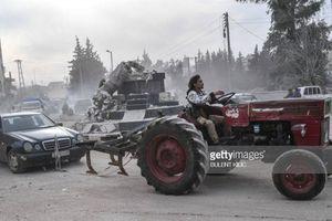 Đồng minh của Thổ cướp quần áo tại Afrin