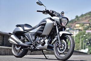 Môtô bình dân Suzuki Intruder 150 FI giá chỉ 37 triệu đồng