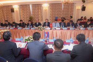 Hải quan 2 nước Việt Nam và Campuchia tăng cường hợp tác toàn diện