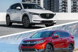 Mazda CX-5 sẽ phải 'khiêu vũ với bầy sói' ?