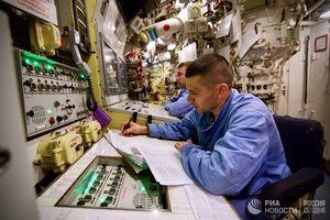 Bên trong 'Hố đen đại dương' Kilo 636.3 của Hải quân Nga