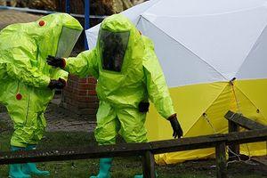 Cựu gián điệp bị đầu độc: Nga tố Anh phát triển chất độc thần kinh rồi đổ cho Moscow