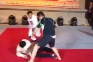 'Truyền nhân của Diệp Vấn' thua võ sĩ MMA vì… đói bụng?