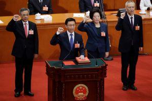 Hai nhân vật then chốt trong chính sách kinh tế của Trung Quốc sắp tới