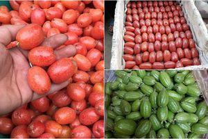 Nhót ngọt chín đầy đường giá 40.000 đồng/kg hút giới ăn vặt Hà thành