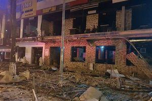 Cận cảnh hiện trường vụ nổ kinh hoàng tại nhà hàng nướng BBQ giữa đêm