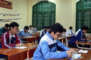 Kỳ thi Toán học Hà Nội mở rộng năm 2018 diễn ra ngày 26/3