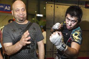 Võ sư Flores thay sư huynh gửi lời thách đấu cao thủ Từ Hiểu Đông