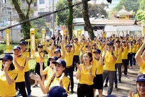 Tổ chức Giải chạy bộ 'Sun Life Việt Nam - Đường chạy Khởi đầu tỏa sáng 2018'
