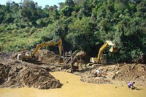 Các hình thức phạt đối với vi phạm trong lĩnh vực khoáng sản