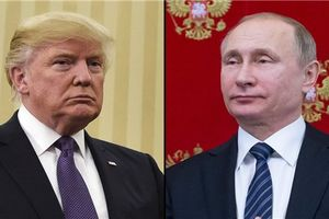 Dân Hàn Quốc 'ưng' ông Putin và Trump hơn Thủ tướng Nhật Bản Shinzo Abe