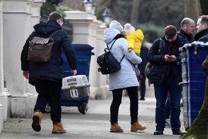 23 nhân viên ngoại giao Nga ở London 'khăn gói' lên đường về nước