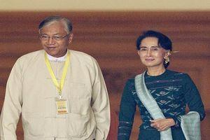 Vì sao Tổng thống Myanmar bất ngờ từ chức?