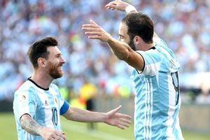 Đại chiến Italia - Argentina: Buffon trở lại giúp Azzurri đương đầu Messi
