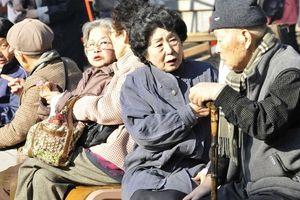 Cụ ông, cụ bà Nhật Bản cố tình phạm tội vì muốn được đi tù