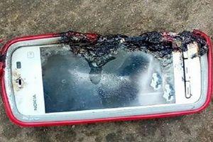 Điện thoại Nokia bất ngờ phát nổ gây chết người