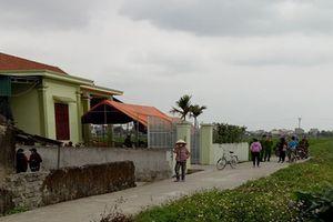 Nghệ An: Nghi vấn nam thanh niên treo cổ tự vẫn trong nhà