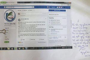 Xử phạt chủ trang Facebook 10 triệu đồng vì đăng tải thông tin bịa đặt