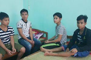 6 thanh thiếu niên bị lừa sang Trung Quốc: Muốn về nhưng không có tiền