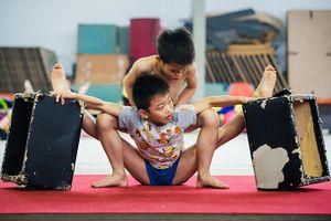 Lò luyện của các tài năng thể dục dụng cụ Hà Nội