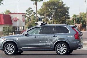 Ôtô tự lái của Uber gây tai nạn khiến một người tử vong