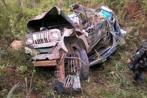 Philippines: Xe buýt đâm rào chắn, lao xuống khe núi khiến ít nhất 19 người thiệt mạng