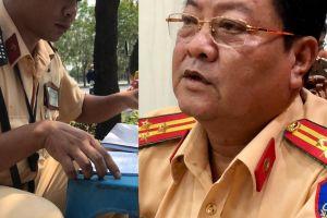 Lãnh đạo Phòng CSGT TP.HCM nói gì về vụ Việt Kiều bị giam xe trái luật ?