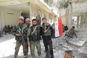 Quân đội Syria đè bẹp thánh chiến tử thủ cứ địa Kafr Batna, 80% Đông Ghouta được giải phóng