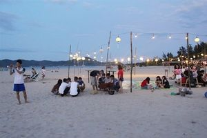 Không có chuyện một cô gái nghi bị bắt cóc trên bãi biển ở Huế