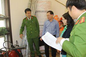 Chủ tịch UBND huyện Quỳnh Lưu: Chế độ thấp nên khó tìm nguồn công an xã