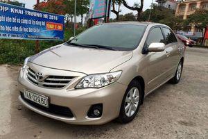 Toyota thực hiện triệu hồi kép hơn 20 nghìn xe tại Việt Nam