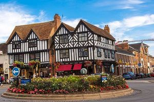 Điều đặc biệt của 'thị trấn ngoại tình' nổi tiếng ở Anh
