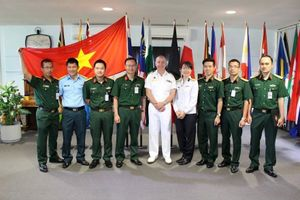 Úc công bố học bổng quốc phòng cho Việt Nam và ASEAN