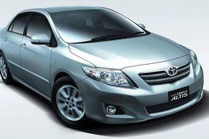 Toyota Việt Nam triệu hồi hơn 20.000 xe để sửa lỗi túi khí