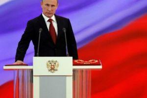 Lễ nhậm chức của Tổng thống Nga sẽ diễn ra vào ngày 7/5