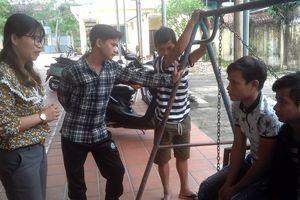 Giải cứu 4 lao động ở Quảng Nam bị lừa sang Trung Quốc