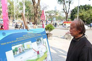 Gần 90% người dân đồng ý vị trí đặt ga tàu điện ngầm ở Hồ Gươm
