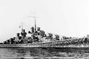 Tìm thấy xác tàu chiến Mỹ nổi tiếng bị bắn chìm trong Thế chiến 2