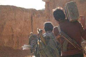 1.500 phiến quân đầu hàng, SAA tốc chiến Ayn Tarma
