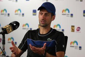 Miami Masters 2018: Tránh nói về Federer, Djokovic tuyên bố: 'Tôi không còn đau nữa'