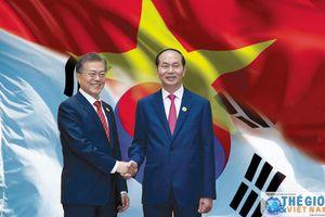 Tổng thống Hàn Quốc thăm Việt Nam: Bước ngoặt quan trọng