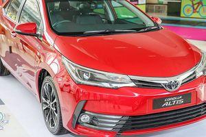 Toyota triệu hồi 24.000 ô tô tại Việt Nam do lỗi túi khí