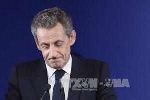 Pháp điều tra cựu Tổng thống Sarkozy nhận tiền bất hợp pháp