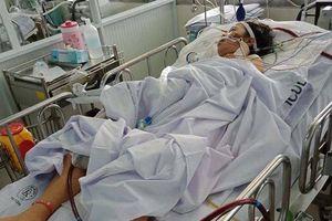 Nỗi đau người chồng mất con, vợ đang nguy kịch vì nhiễm virus cúm lợn khi mang thai