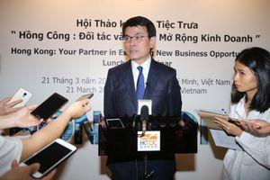 Hồng Kông tìm kiếm cơ hội hợp tác kinh doanh và đầu tư