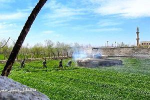Quân đội Syria siết vòng vây phe thánh chiến tại chảo lửa Đông Ghouta